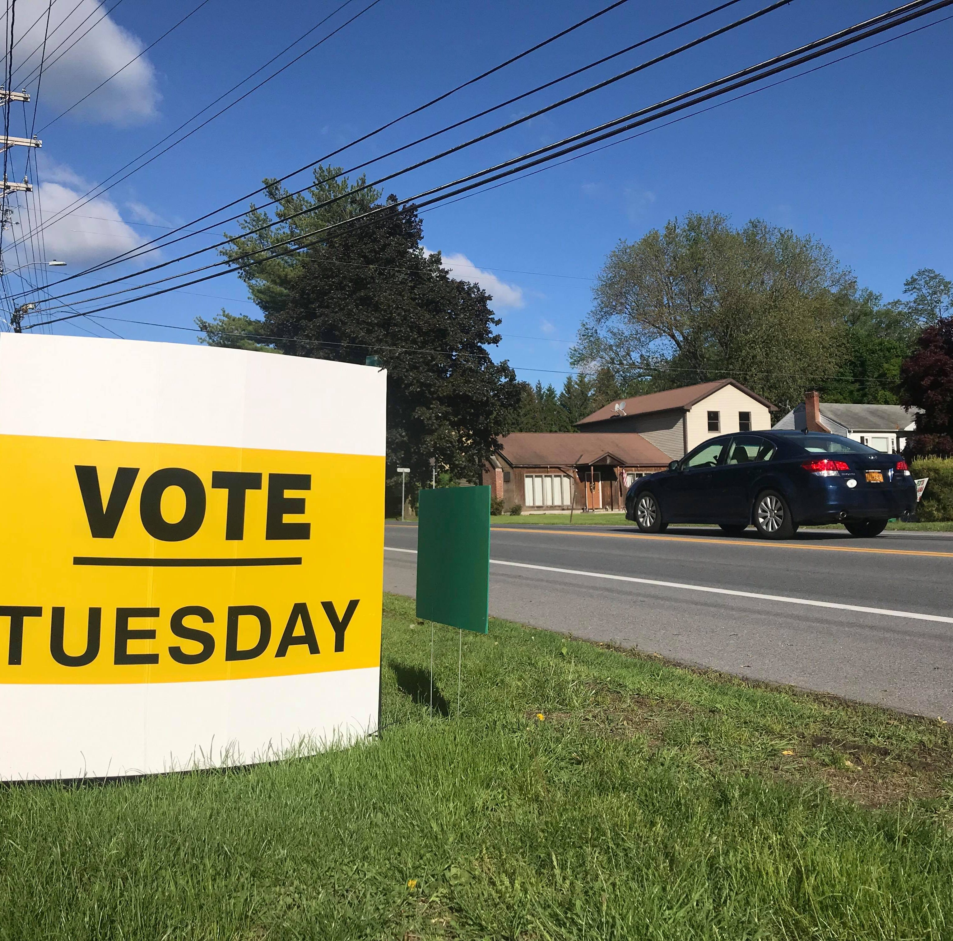 Polls are open; Dutchess, Ulster voters to decide fate of $1.16B in school budget spending