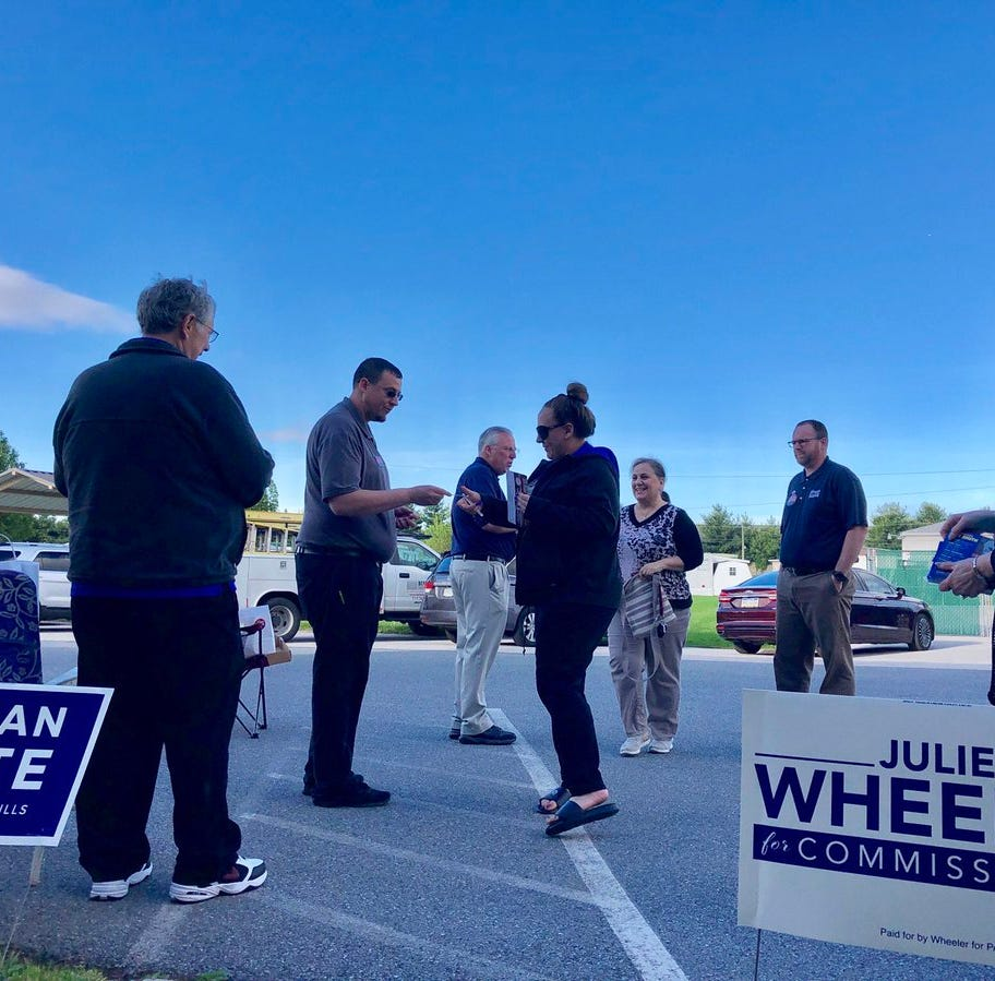 Everything York County voters need to know for Tuesday's primary elections