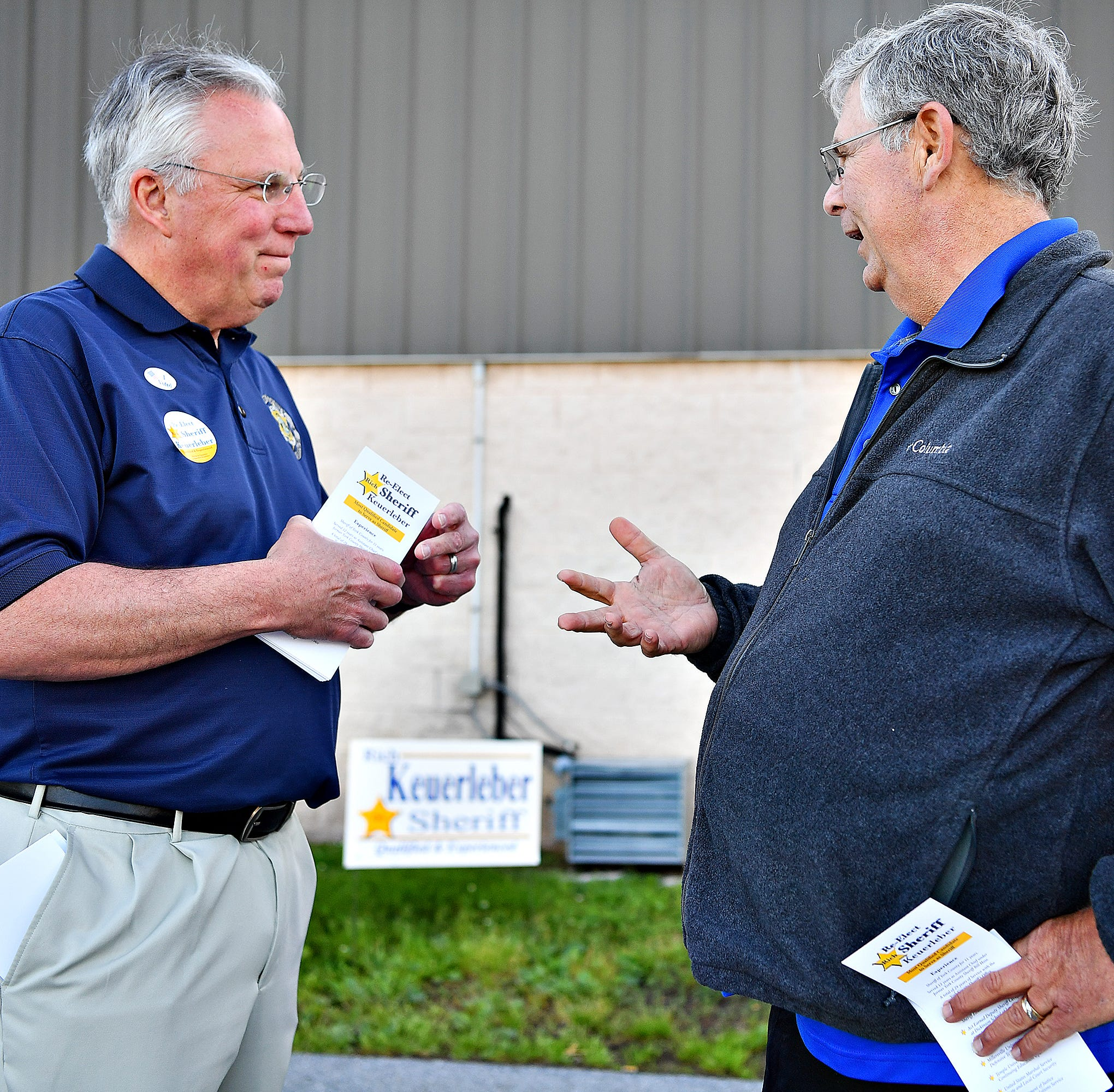 Sheriff Keuerleber survives tough primary, but rematch might loom