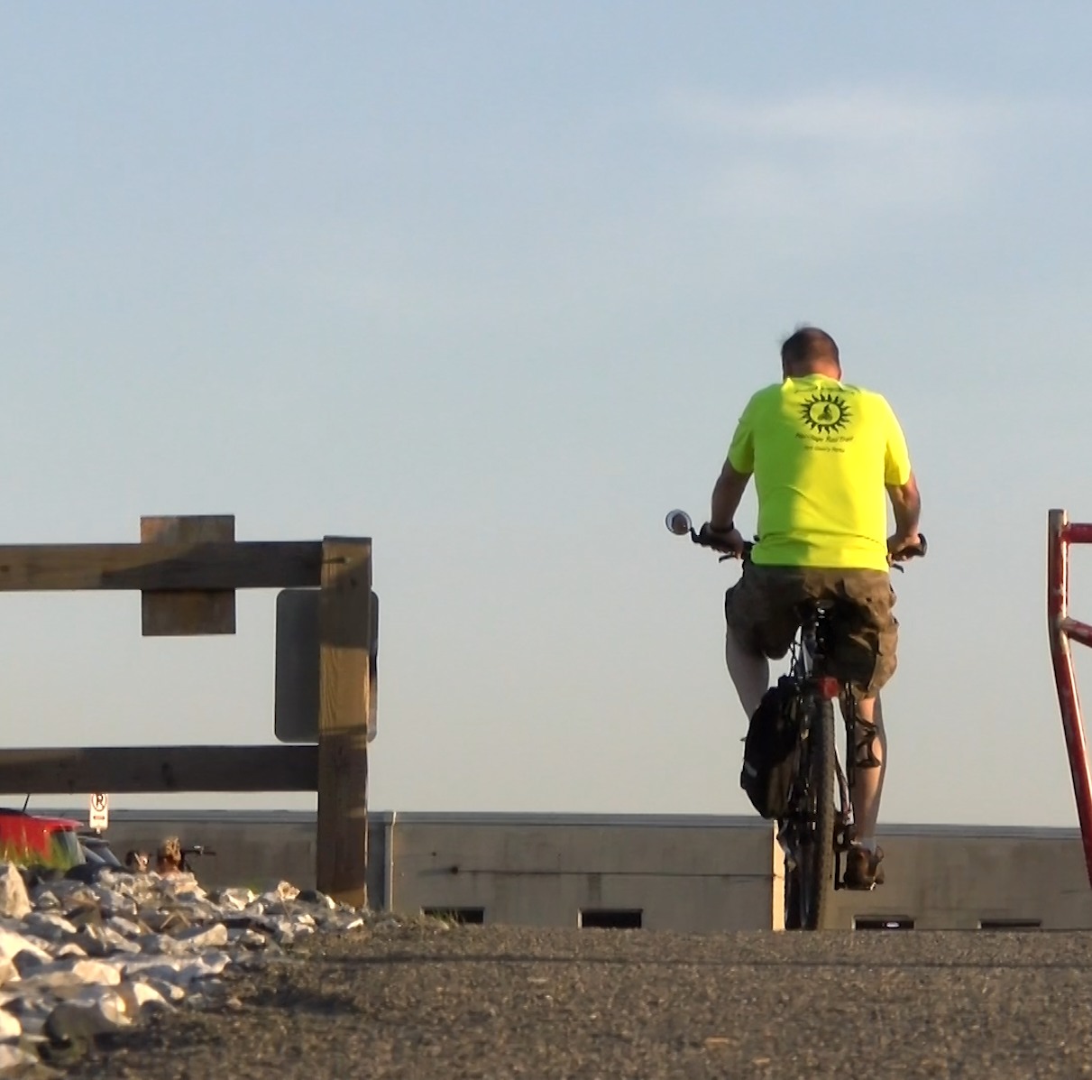 'People think we're having too much fun': Why a York e-bike rider feels targeted by the law