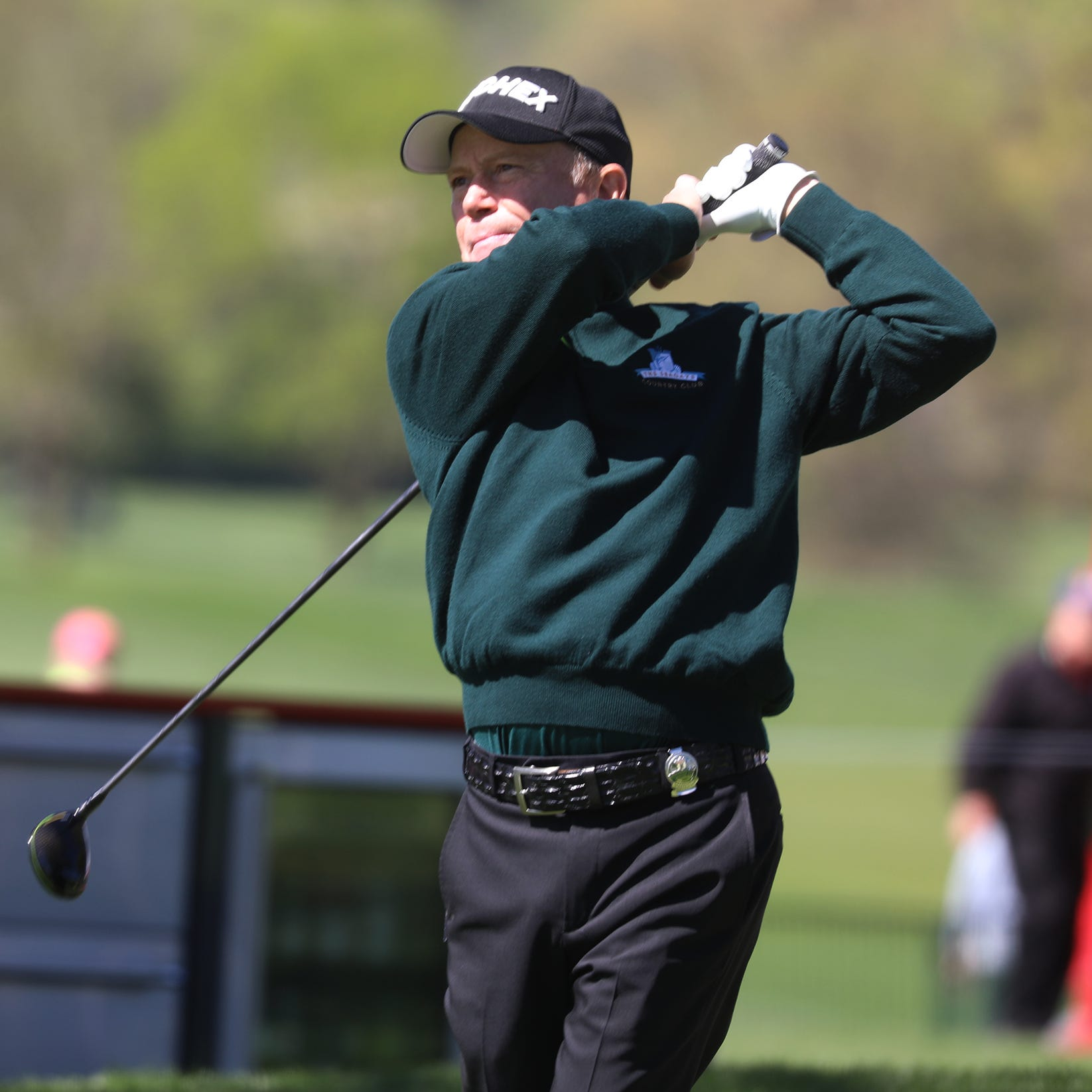 Hometown favorite Jeff Sluman returns for one more go-round at Oak Hill