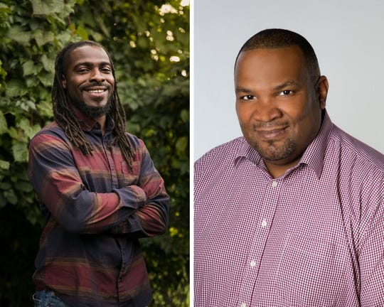 Damon Butler & Erick Stephens