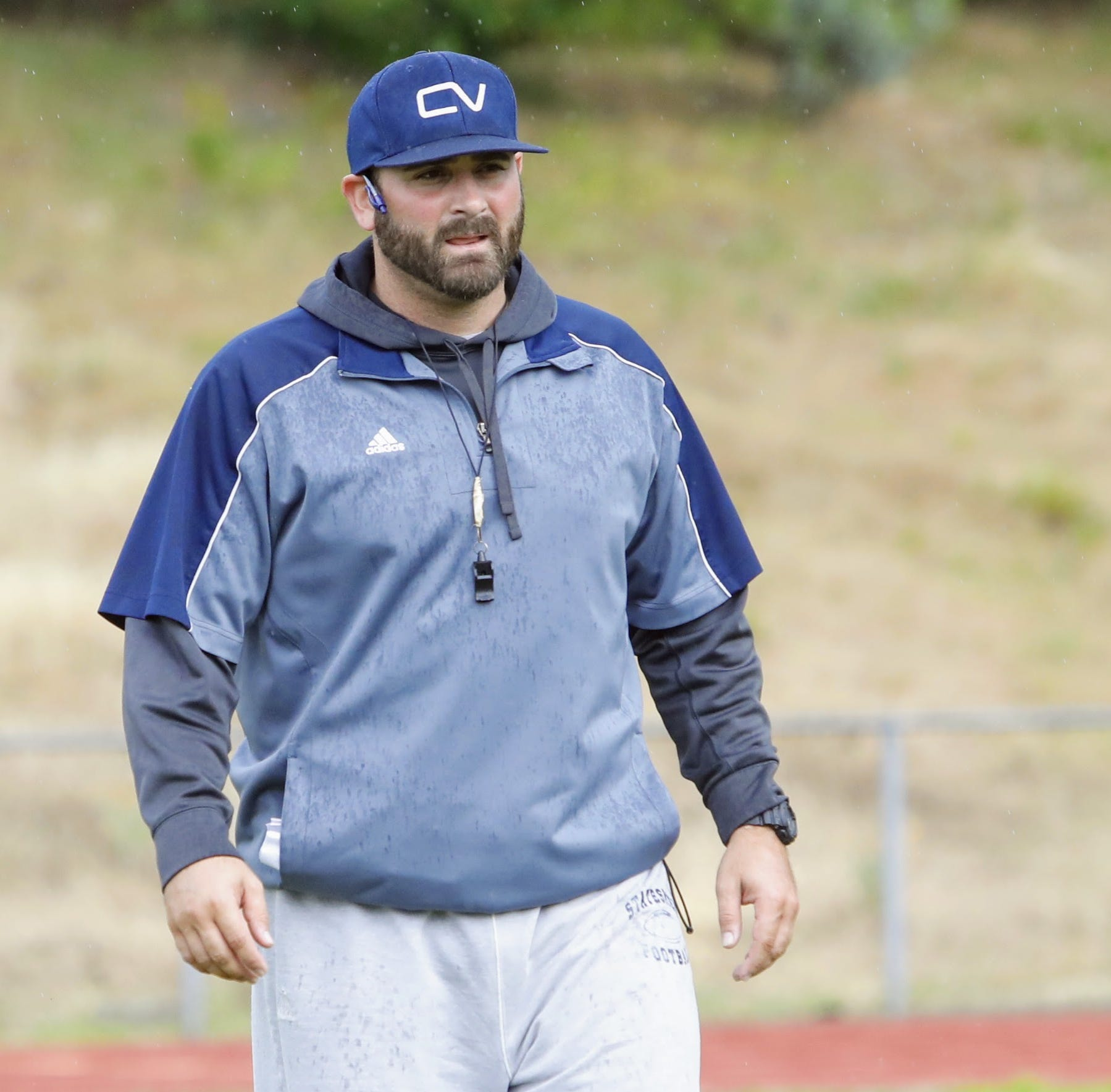 Central Valley football hopes new coach Aaron Richards is the answer to recent struggles