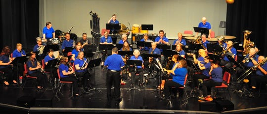Keizer Community Band is hosting a free concert at May 29 at McNary High School in Keizer.
