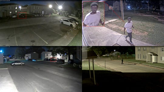 The Shreveport Police Department is asking the public's help in identifying persons they believe are responsible for an attempted vehicle burglary on West 68th.