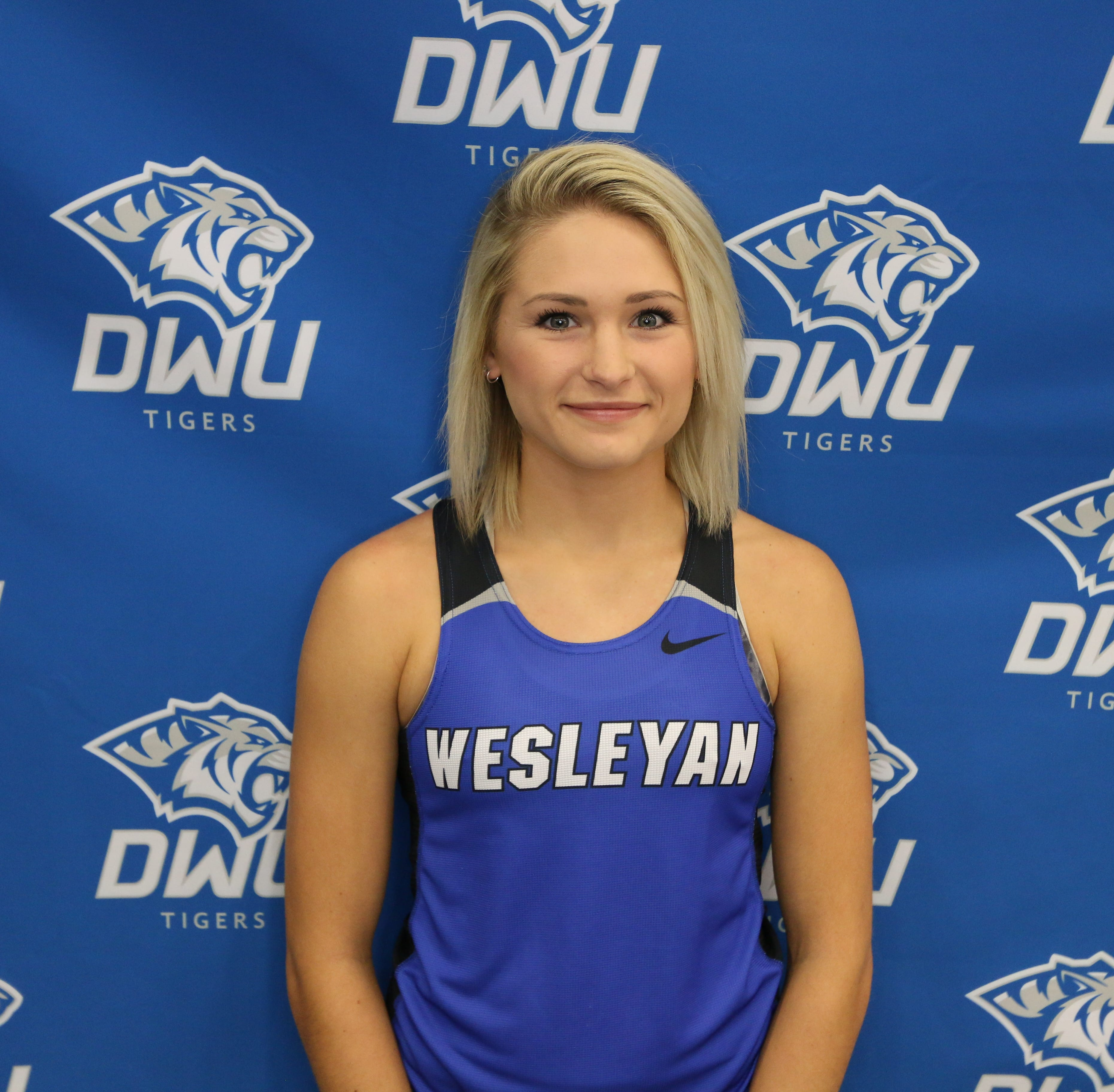 NAIA rules in favor of Dakota Wesleyan heptathlete Kamberlyn Lamer
