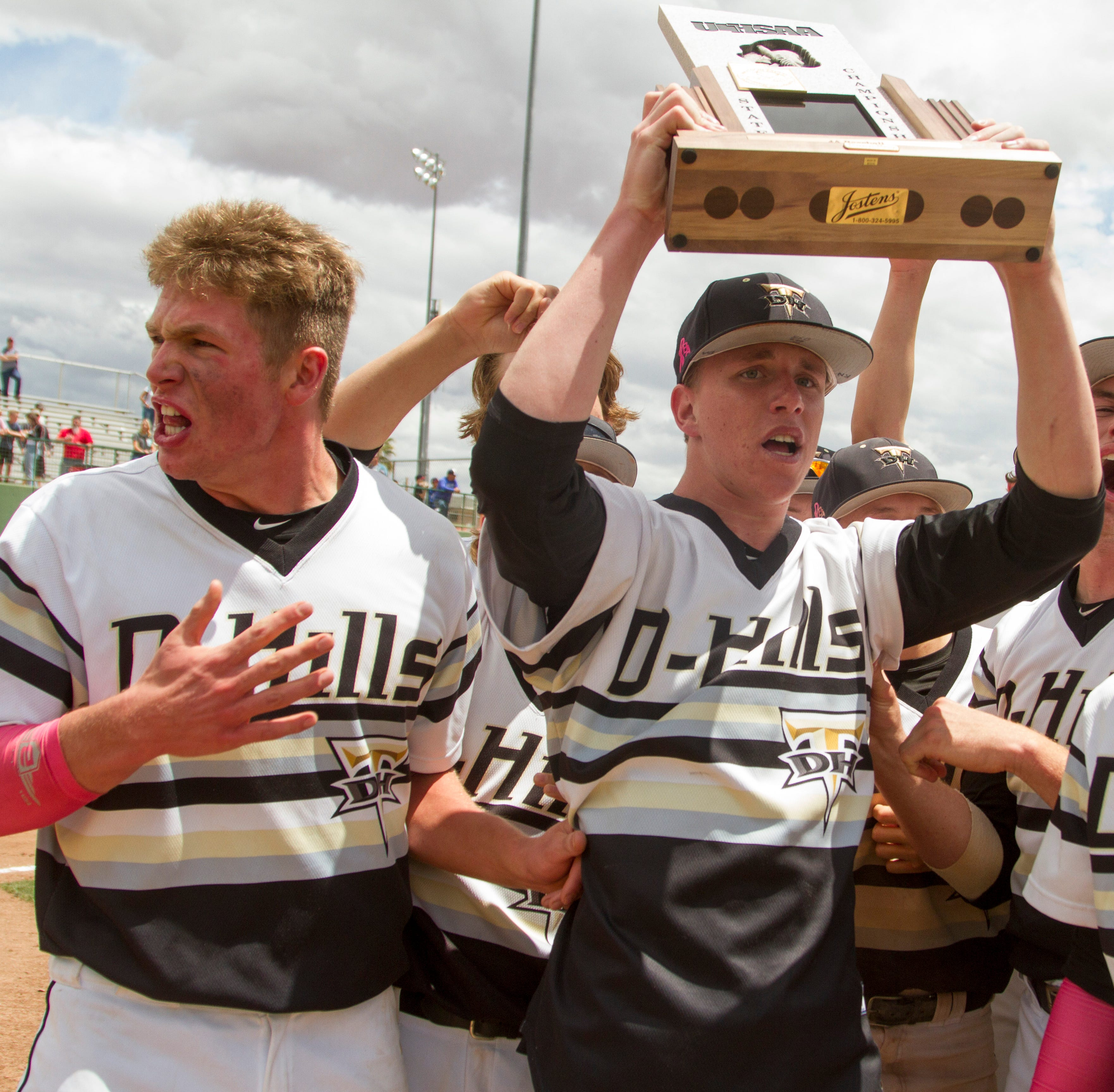4A baseball championship: Desert Hills avenges last year's loss, routs Dixie