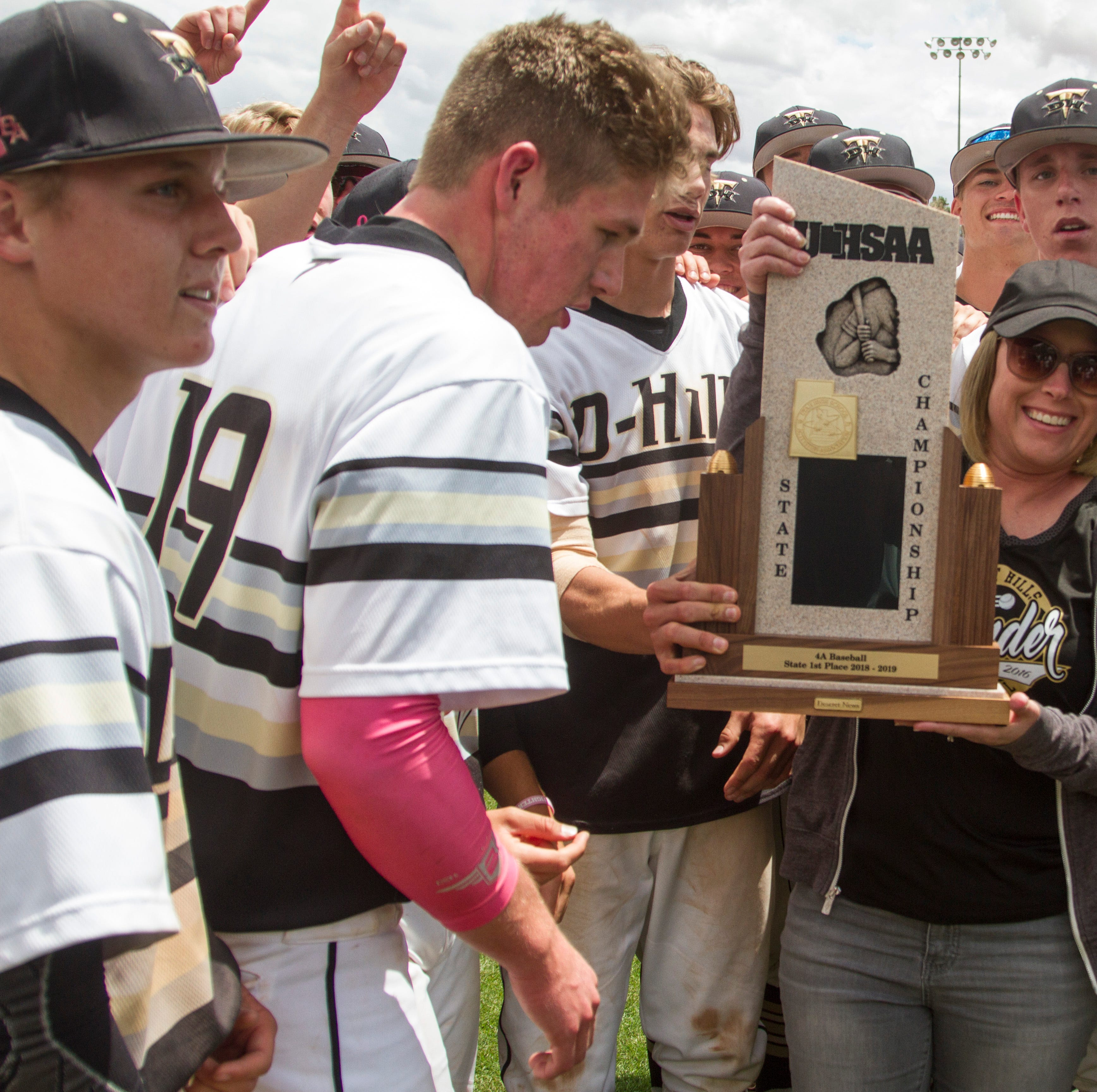 Desert Hills dedicates state championship to coach's wife as she fights to beat breast cancer