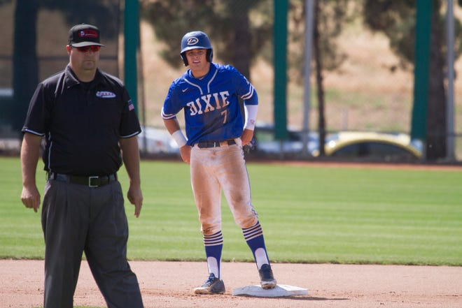 Cooper Vest was consistently the best player among Region 9 baseball players in 2019.