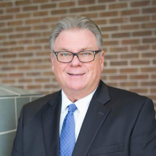 Tallahassee Community College President  Jim Murdaugh