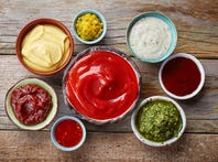 Eat Right: Kicking Up your Condiment Game