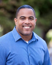 Oxnard Cultural and Community Services Director Terrel Harrison