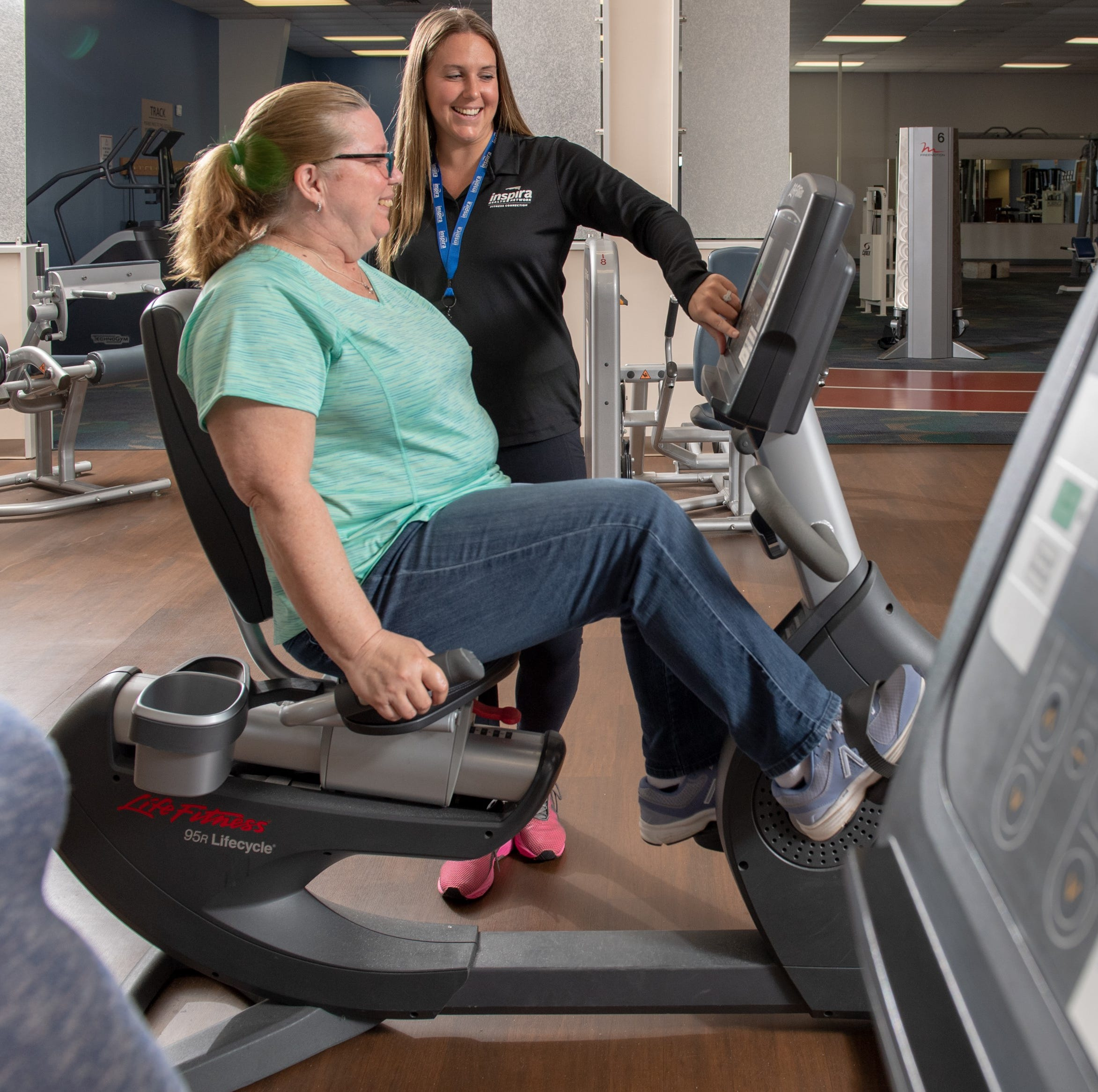 Inspira exercise programs benefit seniors