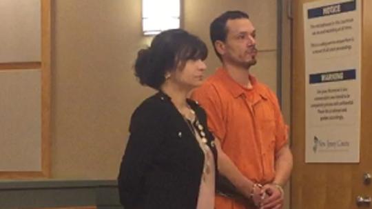 Millville resident Michael N. Tedesco and New Jersey Deputy Public Defender Dinaz Akhtar.