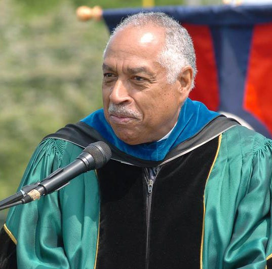 Former Delaware State University President William B. DeLauder dies in North Carolina