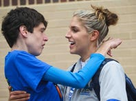 Elena Delle Donne reveals shoe collaboration with Nike -- and it's one her sister can wear
