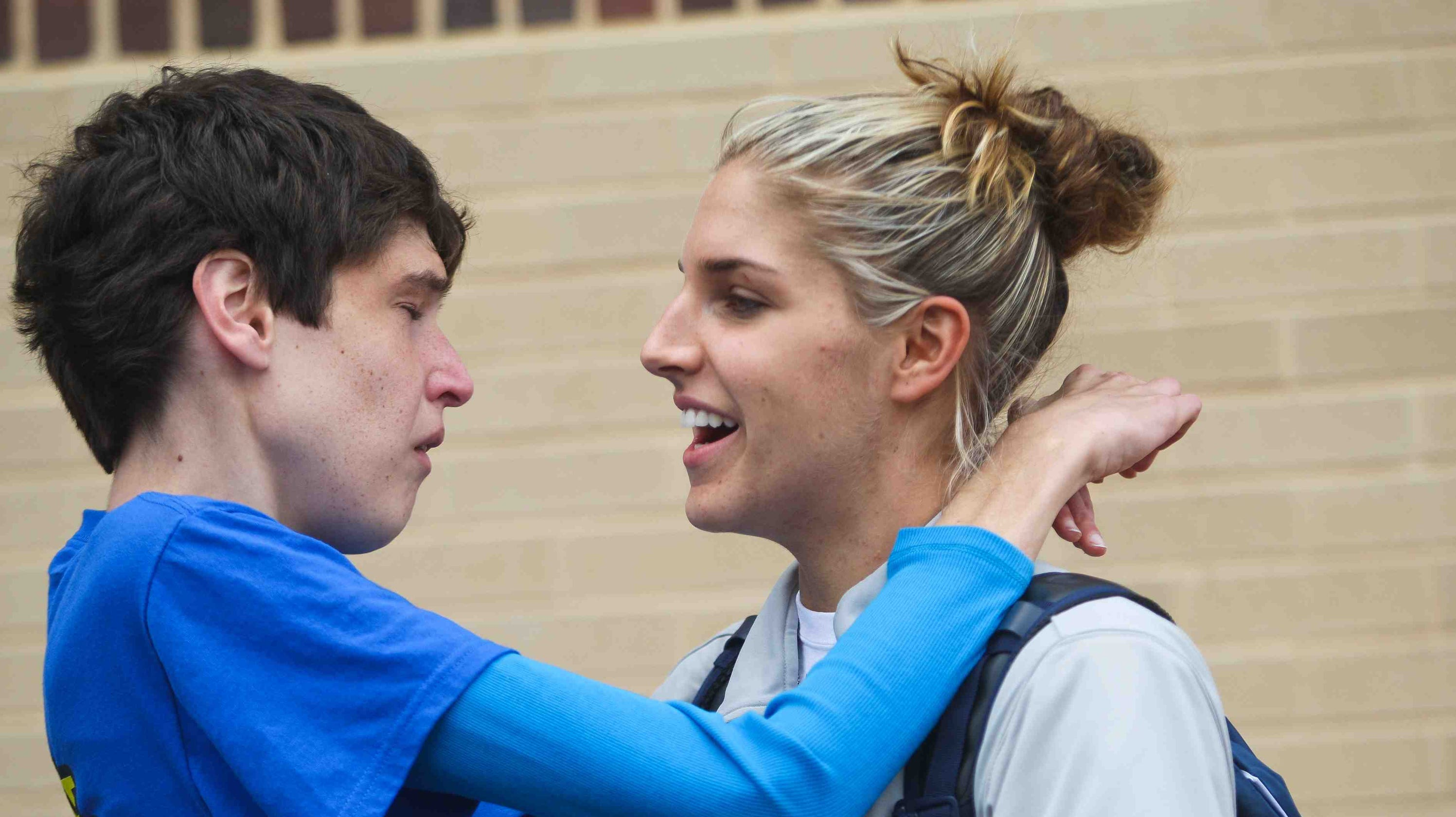 All About Lizzie 2012 grab a tissue for nike ad featuring elena delle donne
