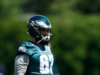 Jason Kelce could have skipped Eagles' practices like other veterans; here's why he didn't