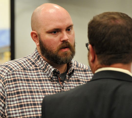 Wichita Falls city council voted to extend officer Timothy Putney's medical leave during the council meeting Tuesday morning.