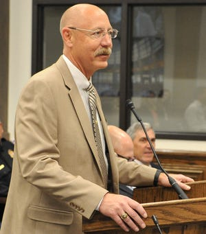 Ken Prillaman was nominated as the next Wichita Falls fire chief - a move approved by city council Tuesday morning by a vote of 6-1. The hire was opposed by Councilor Steve Jackson who said he would have liked the city to hire from within.