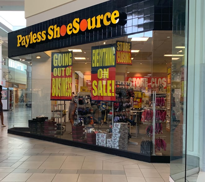 All Payless ShoeSource stores are closing.