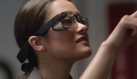 Google takes another stab at Google Glass, updates the AR headsets for business customers