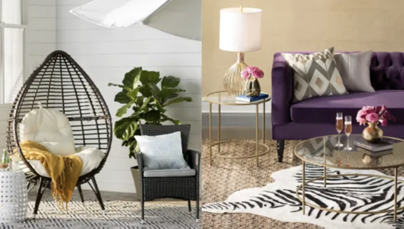 Wayfair's Memorial Day Sale is the perfect time to buy some new pieces and feng shui your living room.