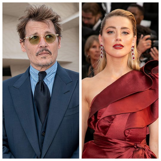 Johnny Depp and Amber Heard continue to feud two years after their marriage ended.