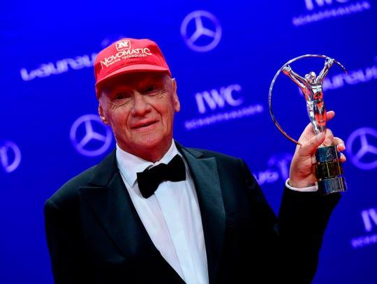 Formula One champion and aviation entrepreneur Niki Lauda dies at 70
