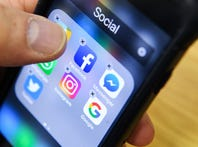 Facebook, Instagram and Twitter are parasites. Maybe they should disappear: Senator