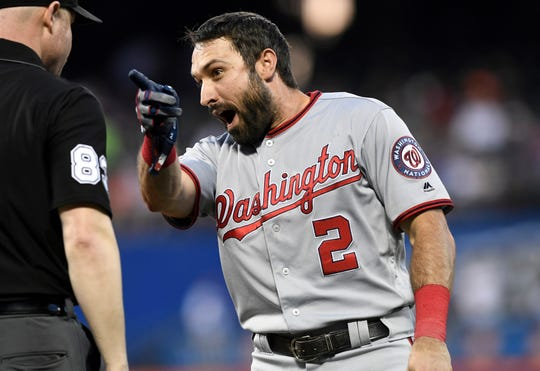 online retailer c5fae 5a0be Adam Eaton-Todd Frazier feud: The two MLB players exchange ...
