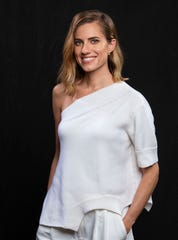 """People can't stop confusing Allison Williams with her deranged """"Get Out"""" character. """"They are both interested in talkingto me about the movie but slightly scared of me at the same time,"""" says Williams, whose new film, """"The Perfection,"""" is another horror movie."""