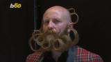 One competition in Belgium is certainly hair raising! Buzz60's Mercer Morrison has the story.