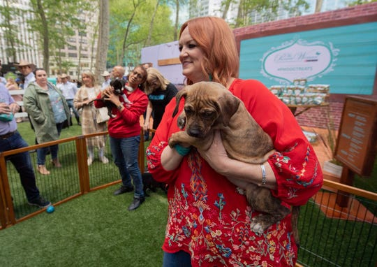 Ree Drummond's Pioneer Woman empire has found its latest business: A line of Purina dog treats.