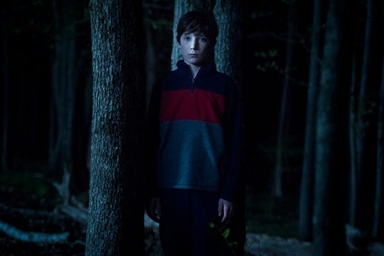 "The Superman legend gets a sinister twist with superpowered alien boy Brandon Breyer (Jackson A. Dunn) in ""Brightburn."""