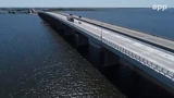 Just in time for summer, Route 72 bay bridge is open