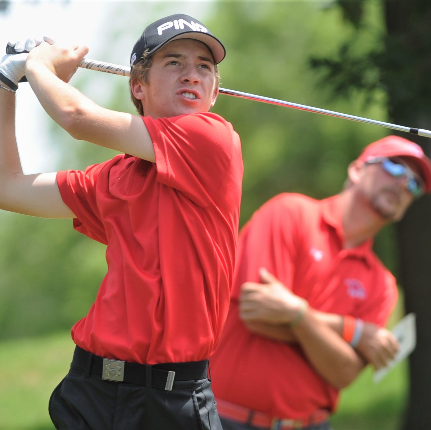 Abilene Cooper freshman Grigsby finishes state golf tournament strong