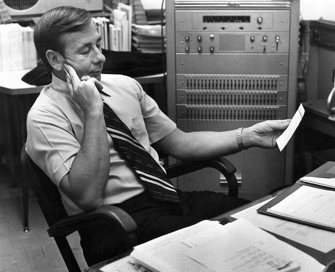 Roger Baurenfeind served the Abilene ISD for more than 30 years.