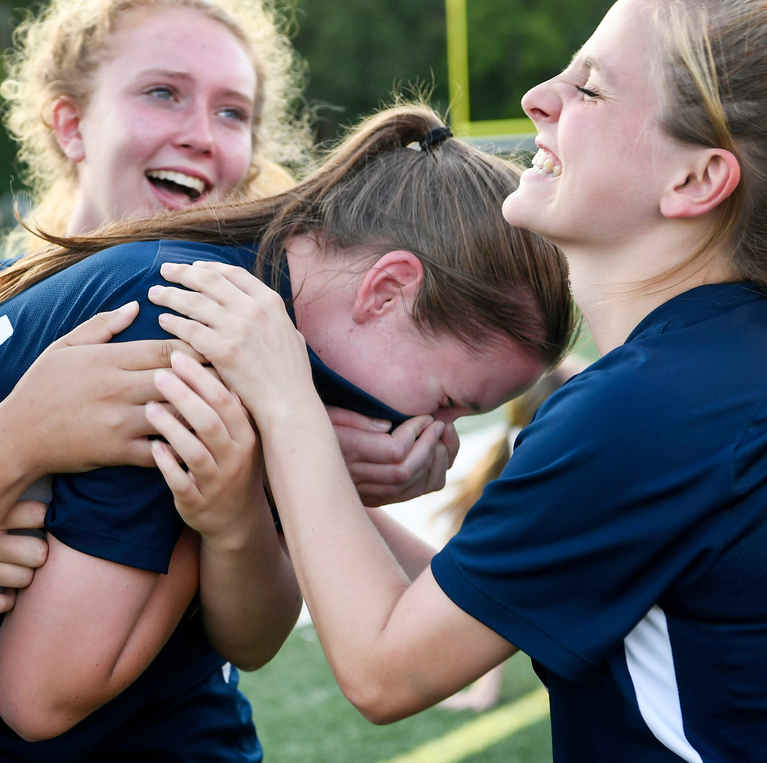 T.C. Roberson advances to state title game in girls soccer