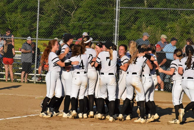 Robbinsville fell 10-0 in Game 1 of the 1A West region final to North Stokes on May 21
