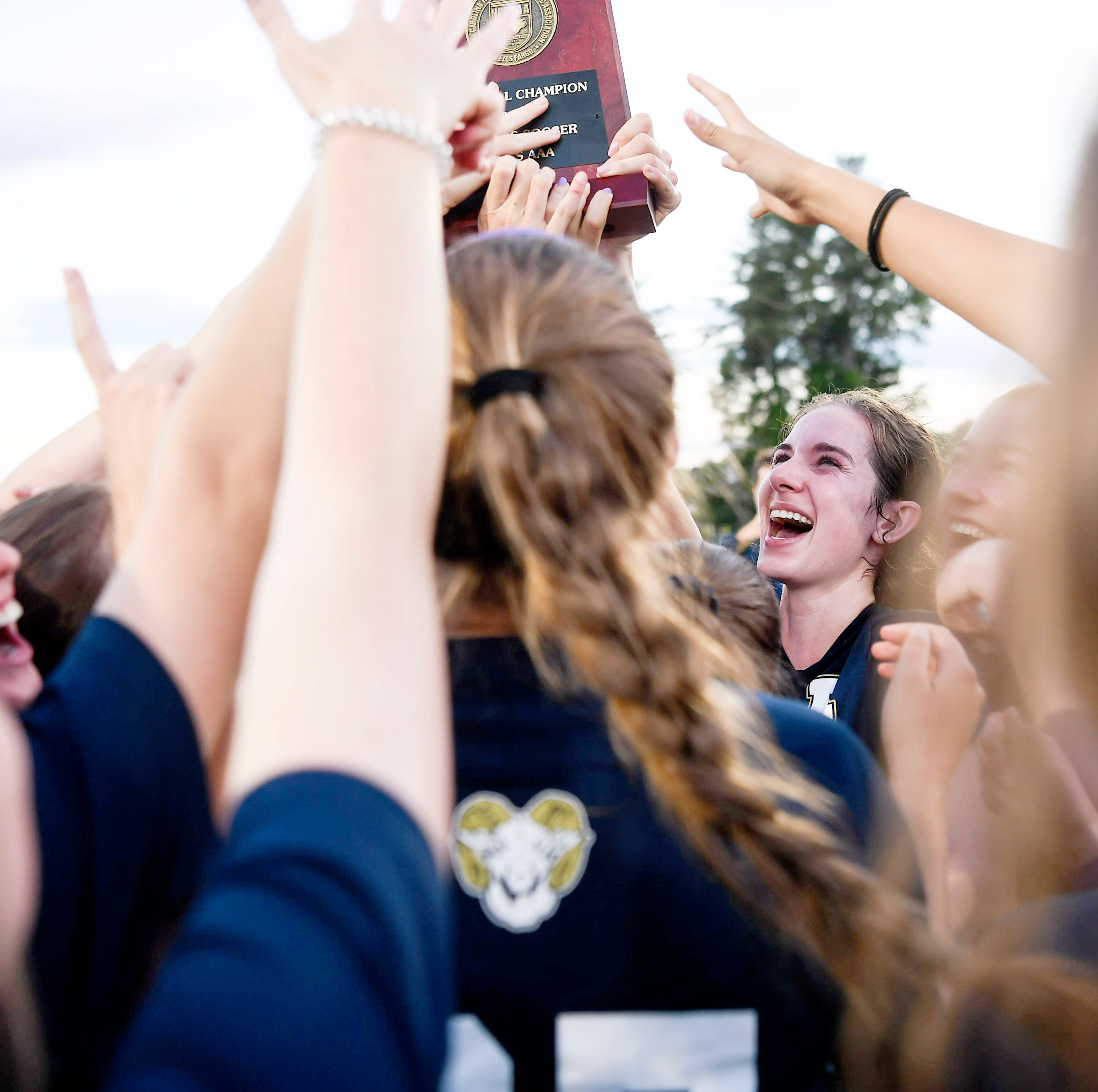 Live Blog: T.C. Roberson competes in state championship soccer game
