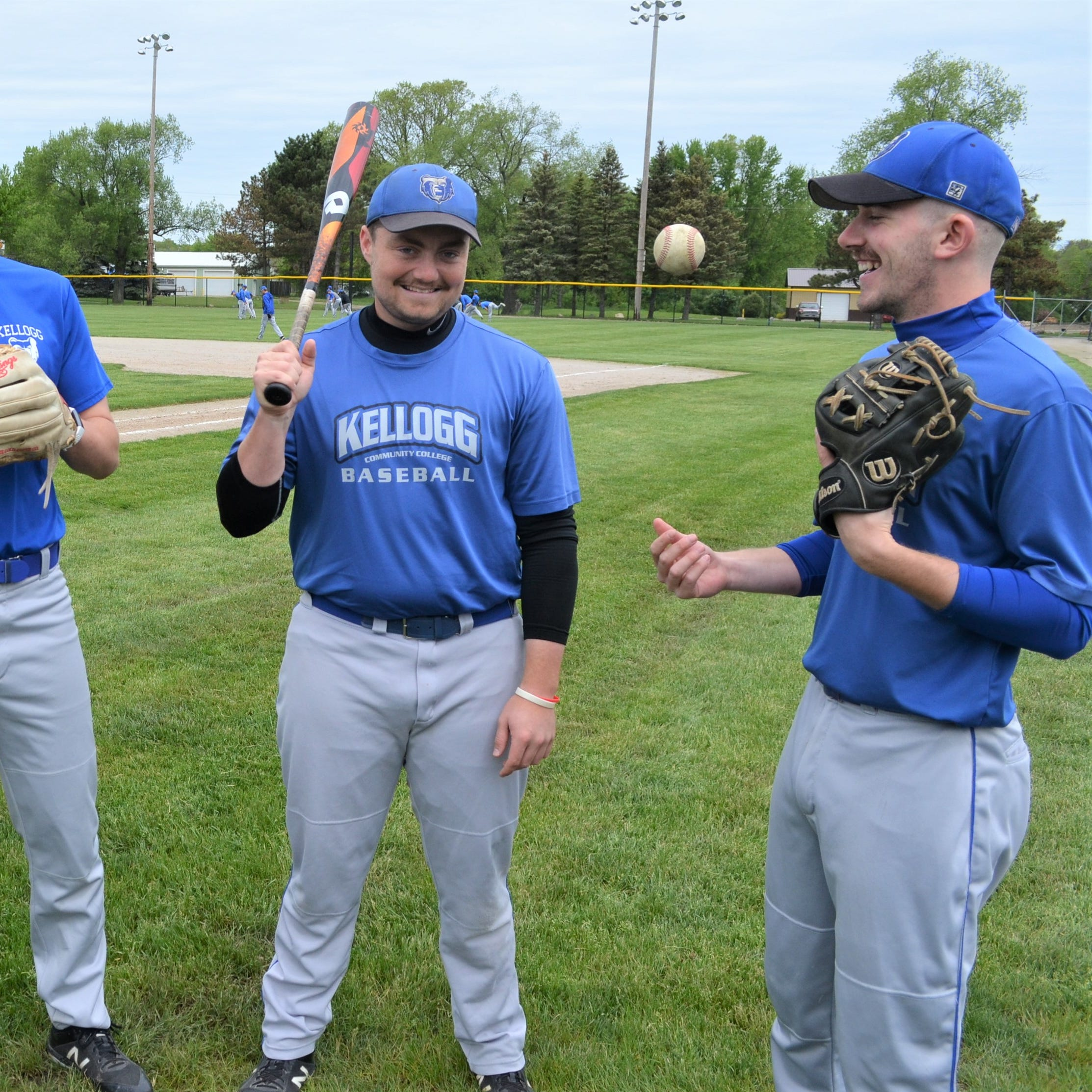 Kellogg CC looking to make history at NJCAA World Series