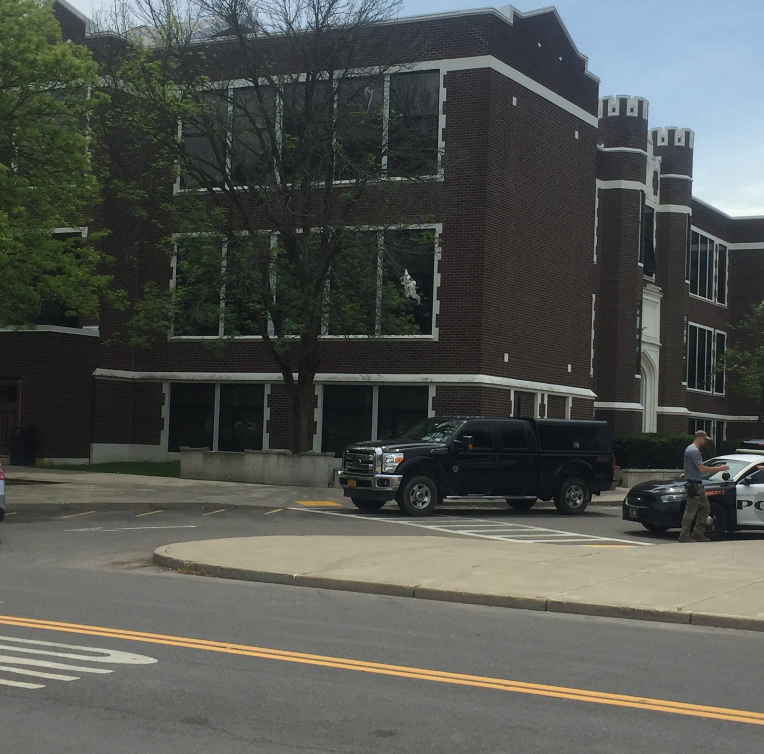 Union-Endicott lockdown lifted: One in custody after unauthorized entry to high school