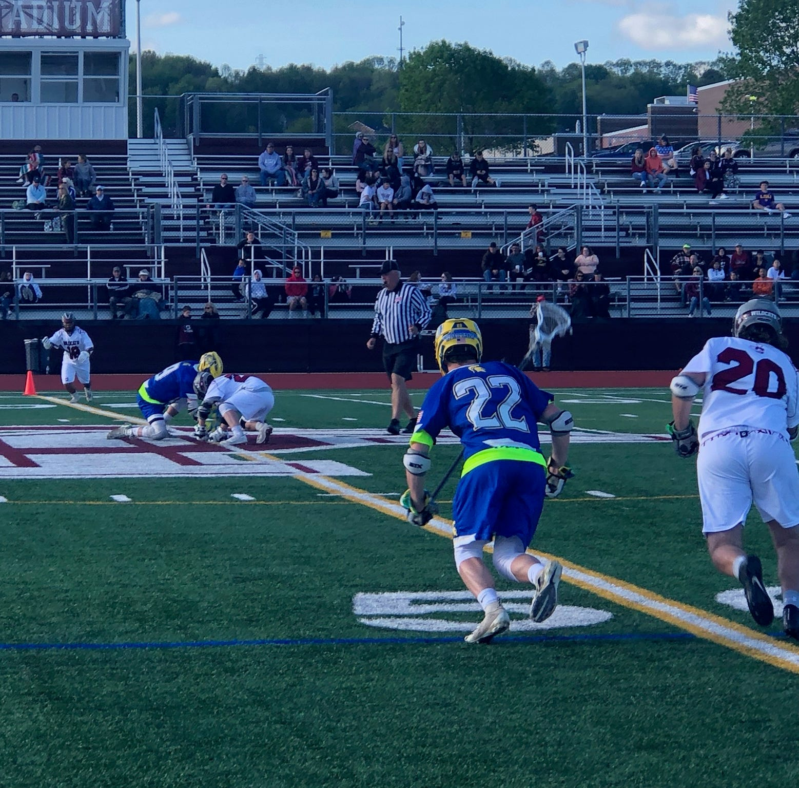 Boys Lacrosse: Carpenter's 11-point day carries Johnson City into Class C final
