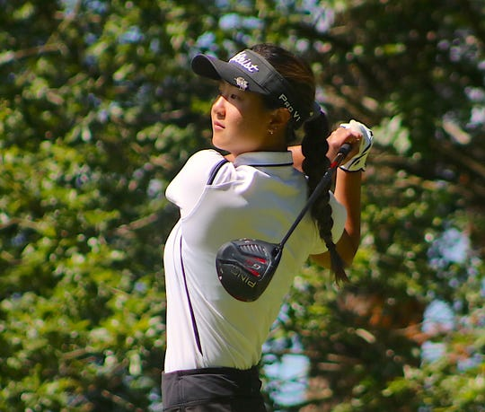 Central Kitsap golfer Brittany Kwon will play next season for the University of Washington.