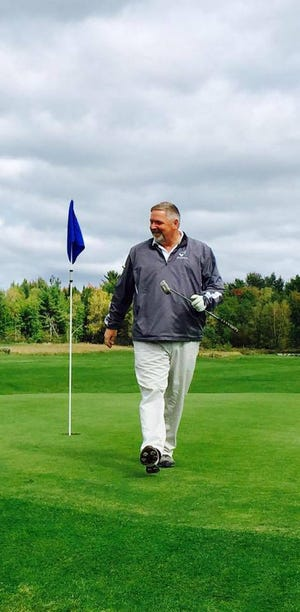 Joe Perdue learned to play golf at Village Greens before becoming a golf pro and course owner.