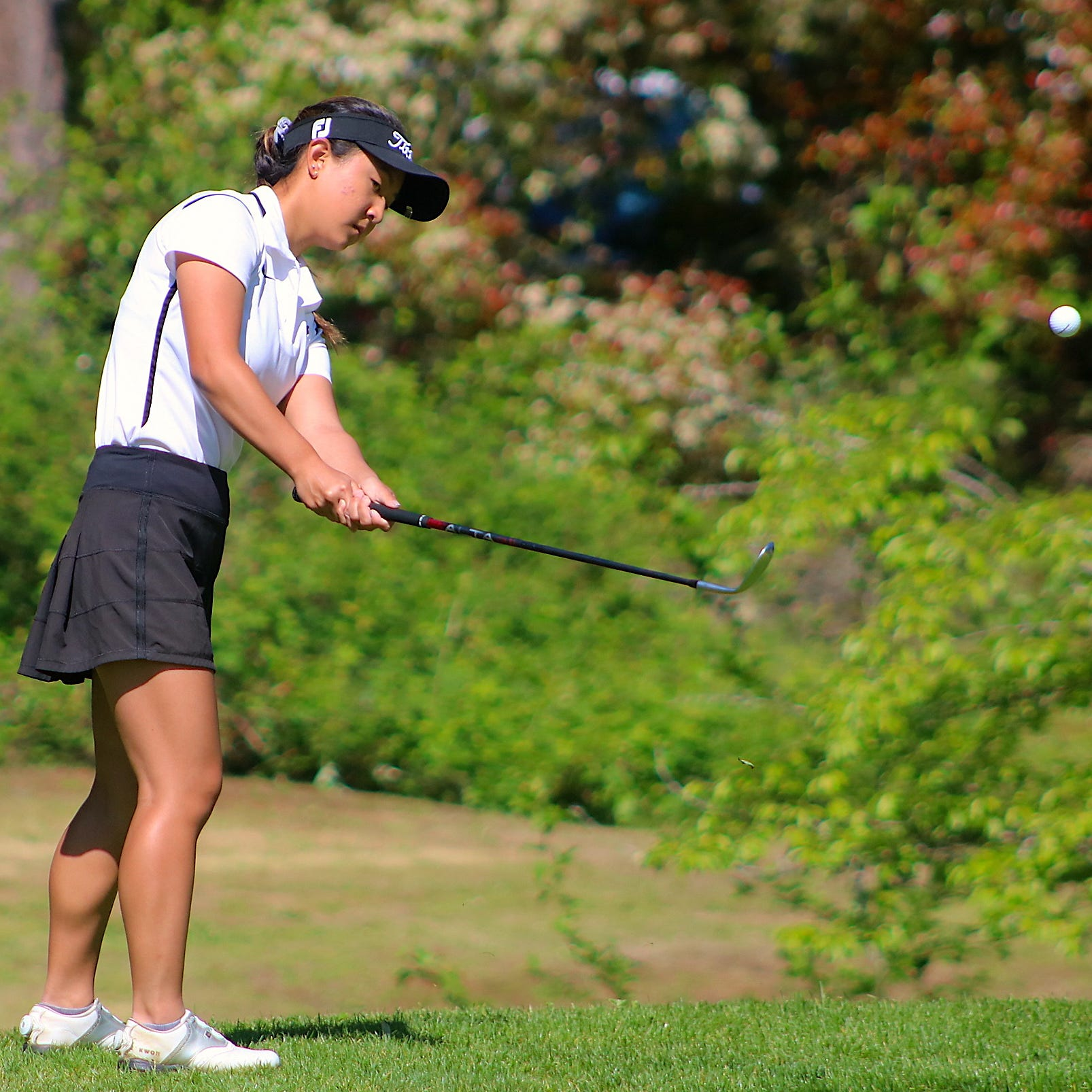 Central Kitsap golfer Kwon completes four-peat in state golf