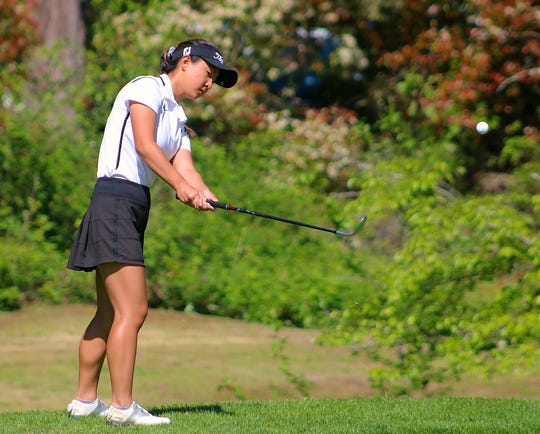 Central Kitsap golfer Brittany Kwon captured her fourth individual state title at Wednesday's Class 3A state tournament at Hawks Prairie Golf Course in Lacey.