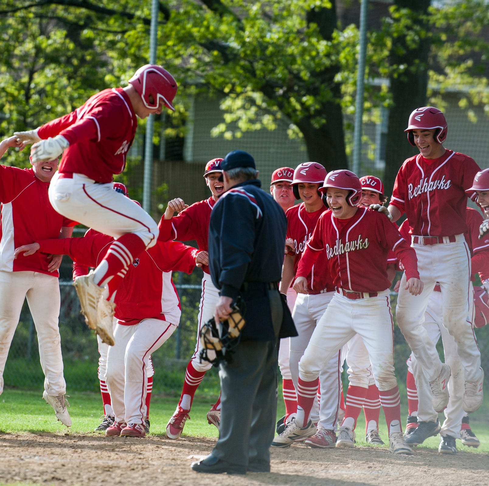 Tuesday's H.S. highlights: Johnson's 3-run blast lifts CVU past South Burlington