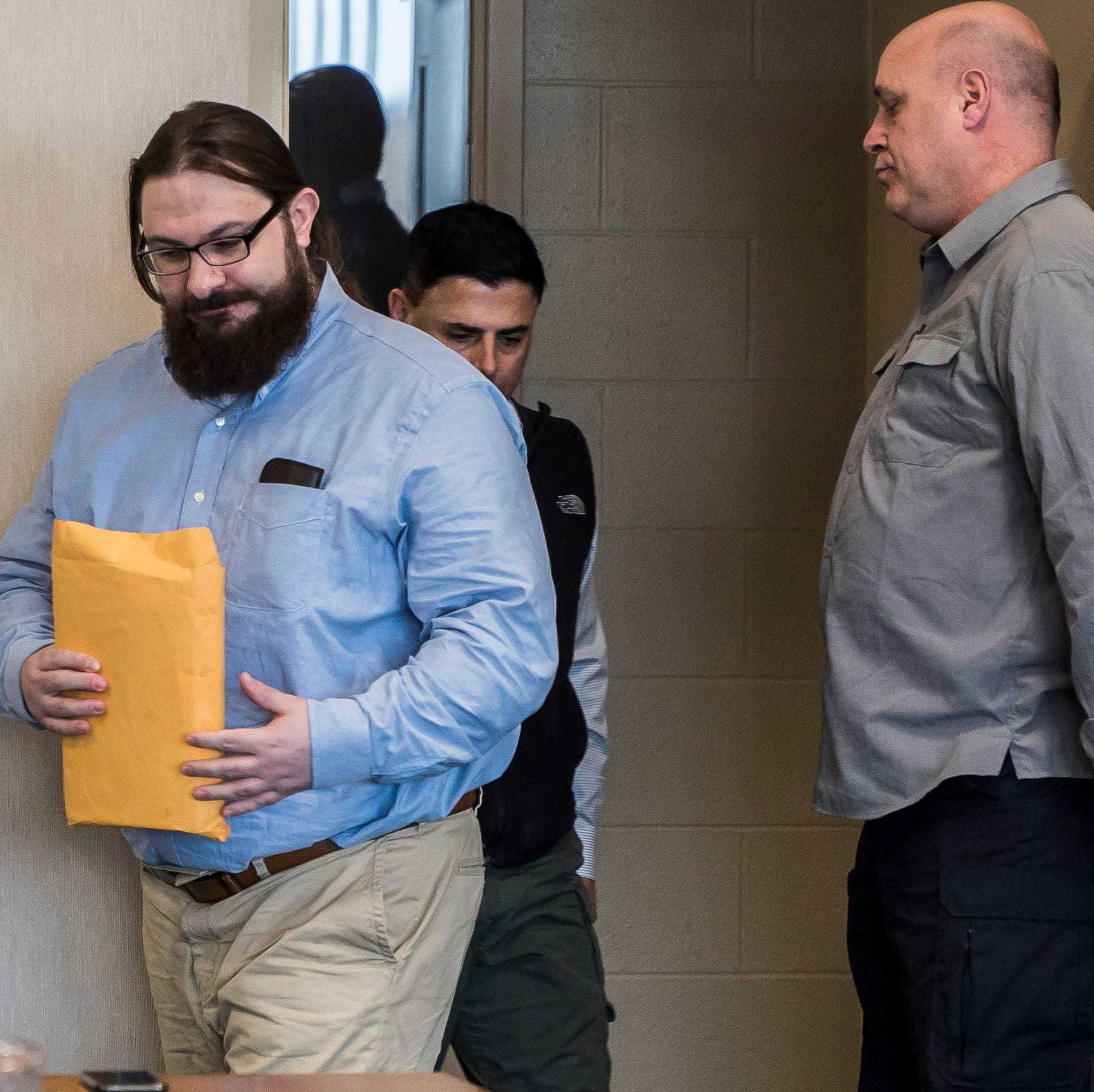 Steven Bourgoin found guilty of second degree murder in wrong-way crash that killed 5 teens